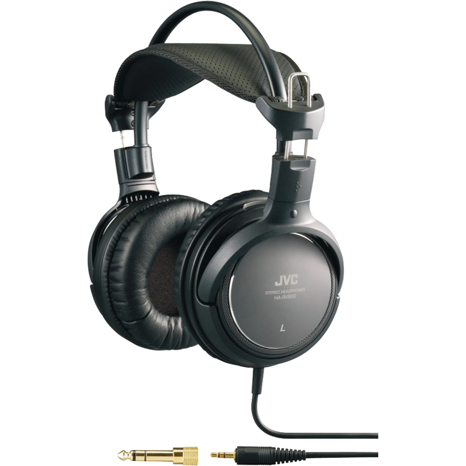 JVC HARX900 Dynamic Sound High-Grade Full-Size Headphones