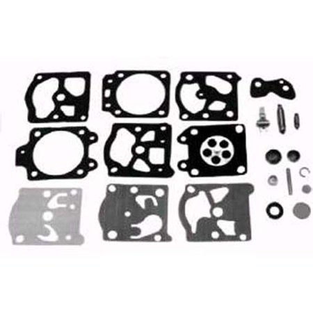 Carburetor Kit For Walbro H20 Wt K20 Wat K20 Wt K20 Wta Stens 615 463