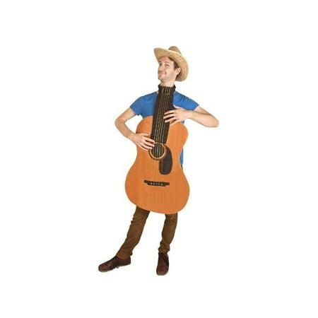 Adult Guitar Costume](Guitar Halloween)