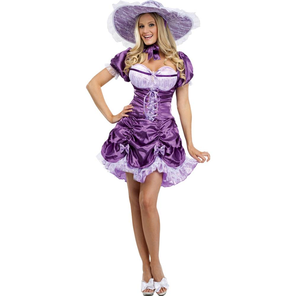 Sexy Southern Belle Adult Costume Walmart Com