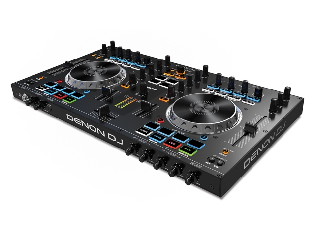 Denon DJ MC4000 | Premium 2-Channel DJ Controller with Serato DJ Intro download (24-bit  ... by inMusic Brands, Inc
