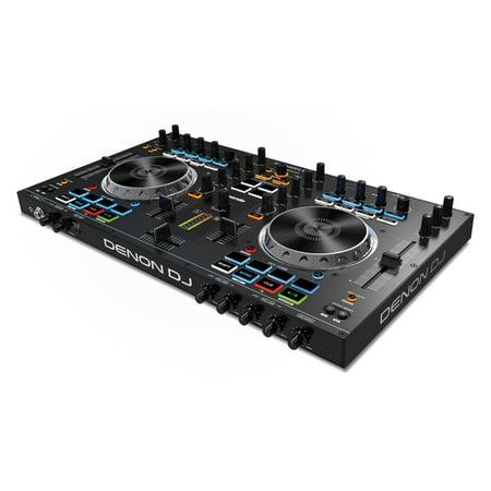 Intros Para Dj Halloween (Denon DJ MC4000   Premium 2-Channel DJ Controller with Serato DJ Intro download (24-bit / 48)