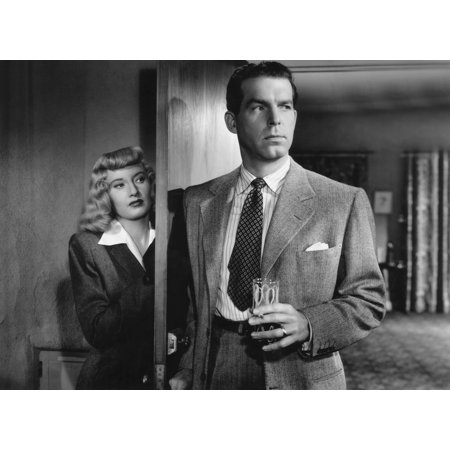 Double Indemnity Rolled Canvas Art     10 X 8