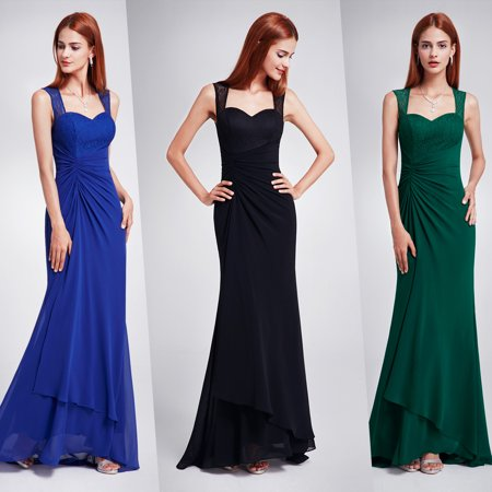 Ever Pretty Prom Dresses Long For Sexy Women Evening Party Dress