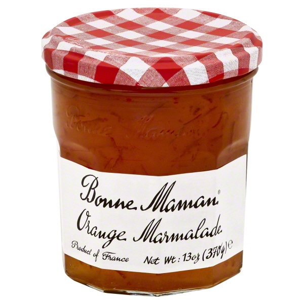 Andros Foods Bonne Maman  Marmalade, 13 oz