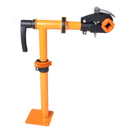 Conquer Bench Mount Bicycle Repair Stand Bike