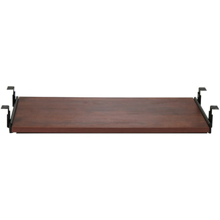 Lorell, LLR87526, Cherry Laminate Keyboard Tray, 1,