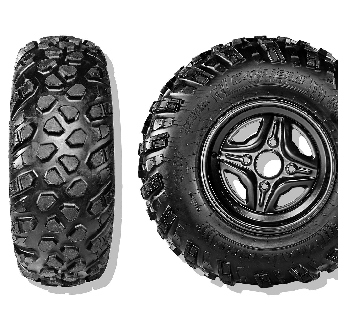 Carlisle Trail Pro ATV Tire - 26X900-12 LRB/4 ply (Wheel Not Included)