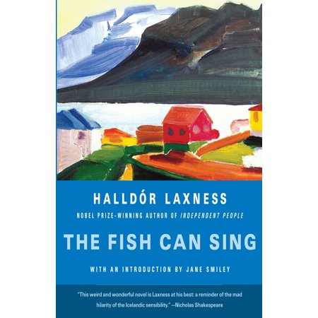 Vintage International: The Fish Can Sing (Paperback)