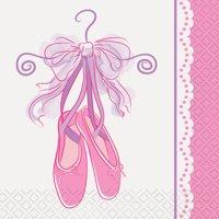 e81ab5f40cbb5 Pink Ballerina Party Supplies - Walmart.com