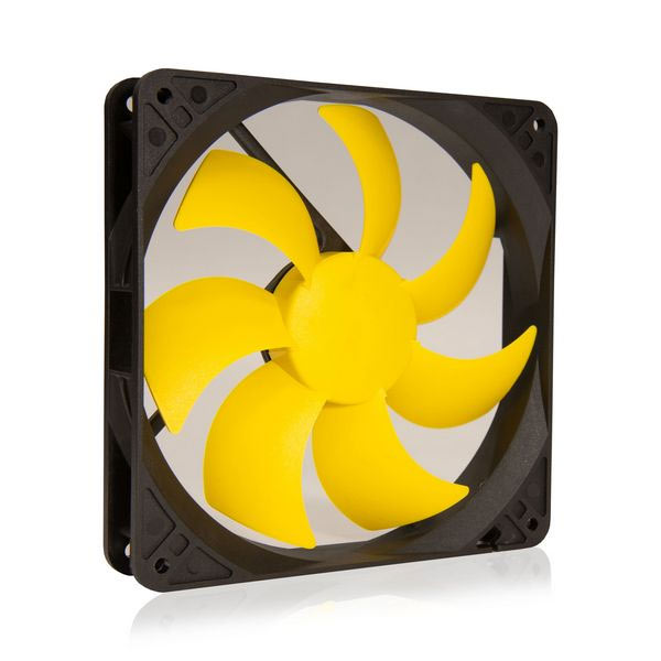 Silenx EFX-14-12 Effizio 140x25mm 12dBA 48CFM PC Computer Case Fan