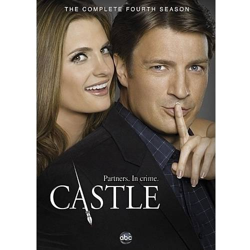 Castle: The Complete Fourth Season (Widescreen)