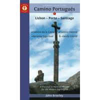 Camino Guides: A Pilgrim's Guide to the Camino Portugus (Paperback)
