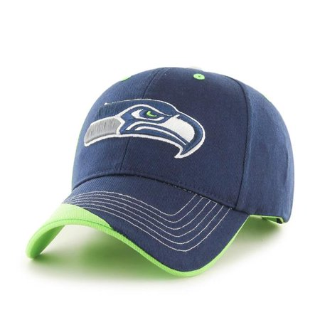 NFL Seattle Seahawks Mass Hubris Cap - Fan Favorite ()