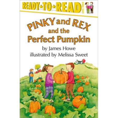 Pinky and Rex and the Perfect Pumpkin - eBook