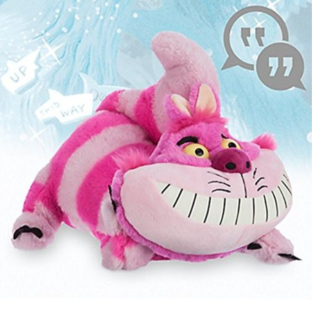 Disney Store Animators Collection Interactive Cheshire Cat Plush - 11