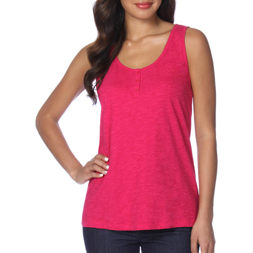 In The Mix - Womens Lace Back Tank