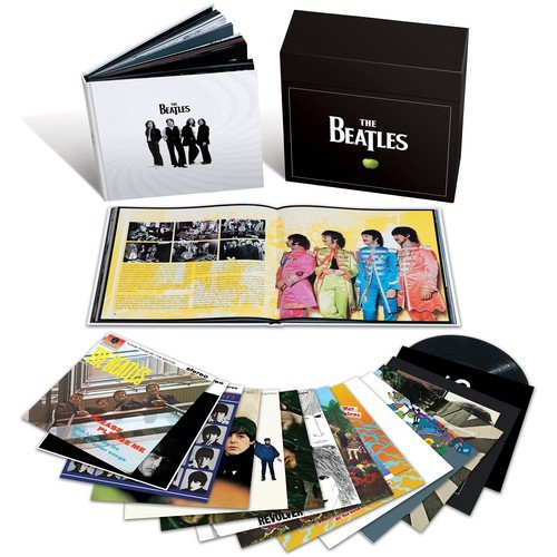The Beatles - Stereo Vinyl Box Set (Remastered) (CD)