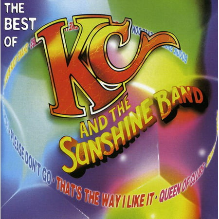 K C    The Sunshine Band  Best Of