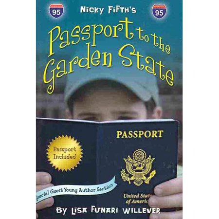 Nicky Fifths Passport to the Garden State by
