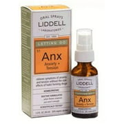Liddell Laboratories Letting Go, Anxiety + Tension, 1 Oz
