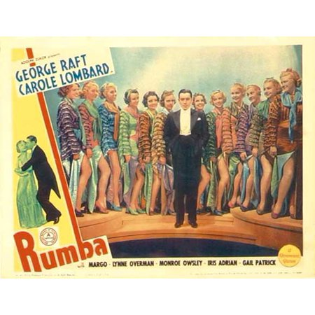 Rumba POSTER Movie E Mini Promo