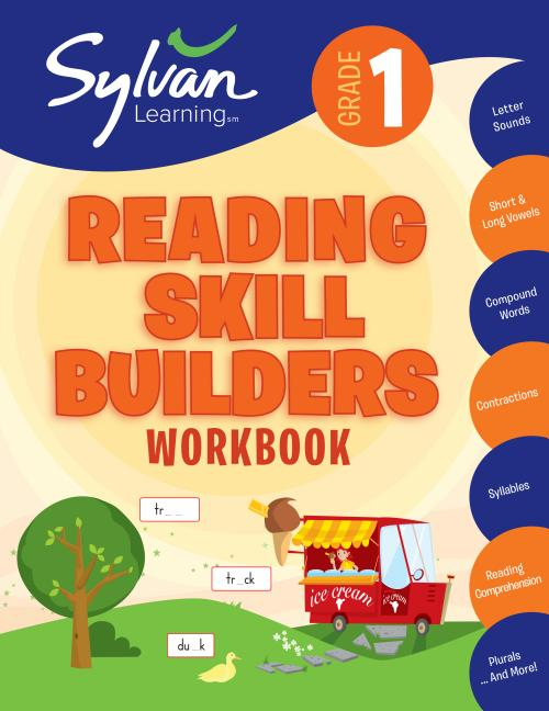 Sylvan Language Arts Workbooks: 1st Grade Reading Skill Builders Workbook :  Activities, Exercises, And Tips To Help Catch Up, Keep Up, And Get Ahead  (Paperback) - Walmart.com - Walmart.com