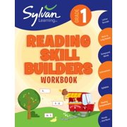 1st Grade Reading Skill Builders Workbook : Letters and Sounds, Short and Long Vowels, Compound Words, Contractions, Syllables, Reading Comprehension, Plurals, and More