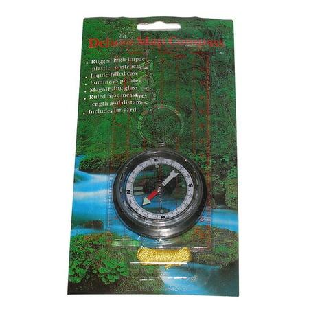 Edge World Scout Orienteering Luminous 2-inch Deluxe Map