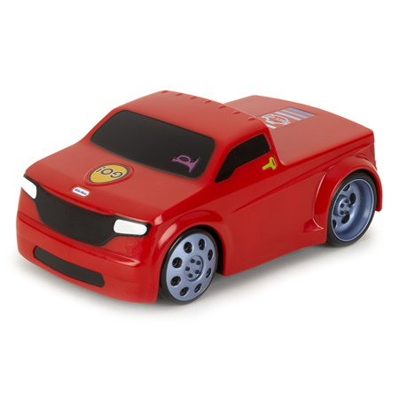 Touch n' Go Racer Truck, Red, Sound effects with touch areas on car By Little Tikes from (Used Trucks For Sale In My Area)