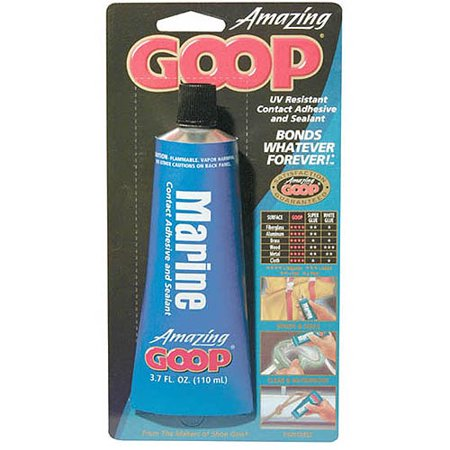 Image of Amazing Goop 170011 Marine Goop Contact Adhesive and Sealant