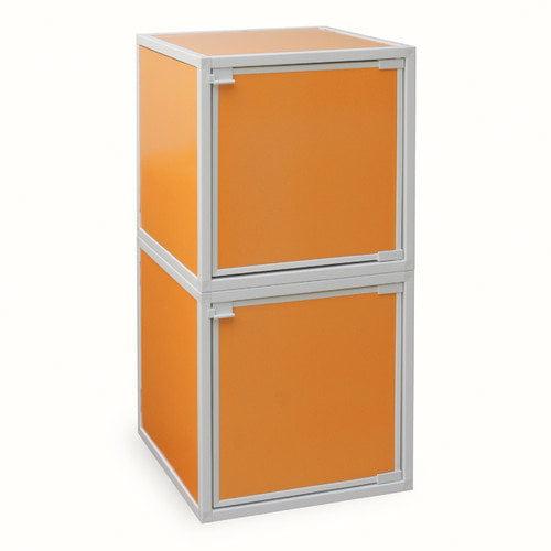 Way Basics 2 Cube Modular Storage Box