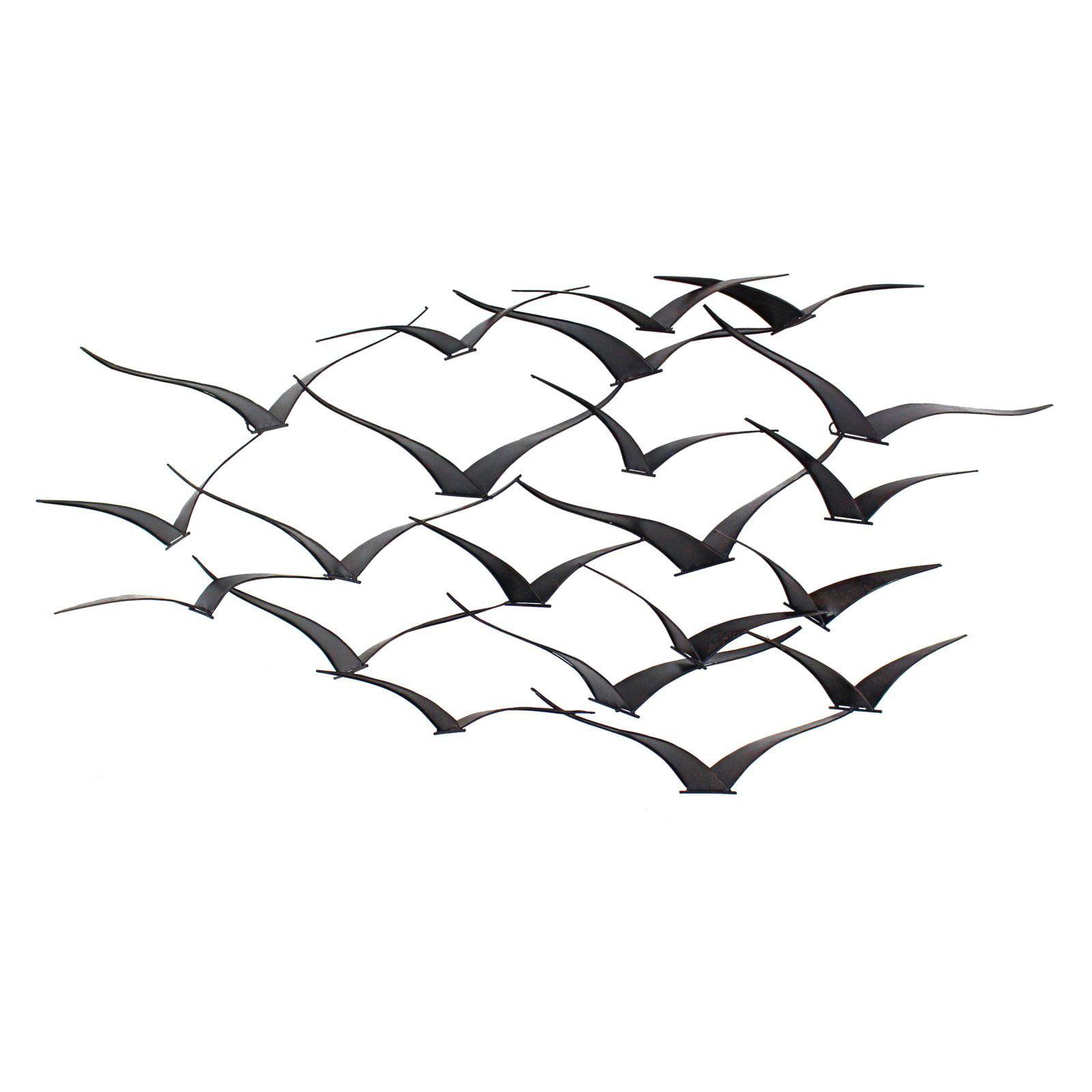 Darla Metal Birds Wall Decor by Aspire Home Accents