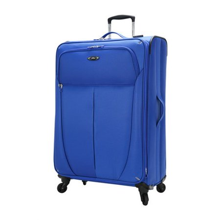 Skyway Luggage Co. Mirage Superlight 28-In 4W Exp Upright-Maritime Blue Mirage Superlight 28-In 4W Exp Upright