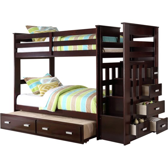 Allentown Bunk Bed Walmart