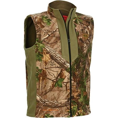 Arctic Shield Heat Echo Fleece Vest Realtree Xtra Camo Xlarge