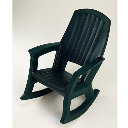 Semco Recycled Plastic Rocking Chair Walmart Com
