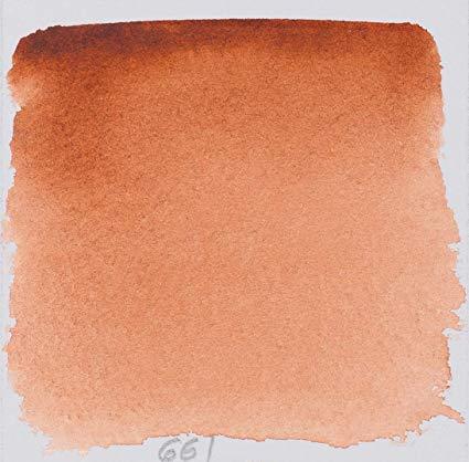 Schmincke - Horadam Aquarelle Watercolor - Burnt Sienna