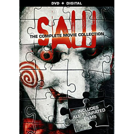 Saw: The Complete Movie Collection ( (DVD))