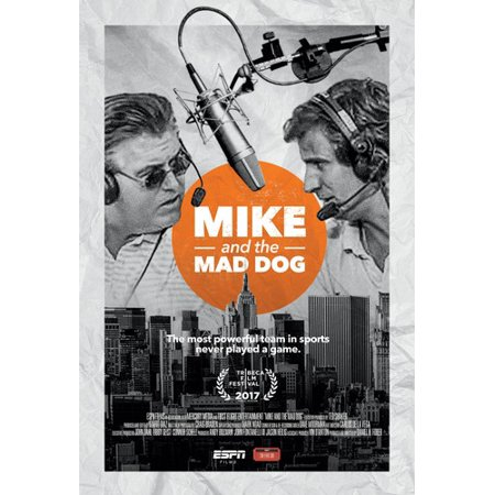 ESPN Films 30 For 30: Mike And The Mad Dog (DVD) (Espn Mike And Mike Halloween)