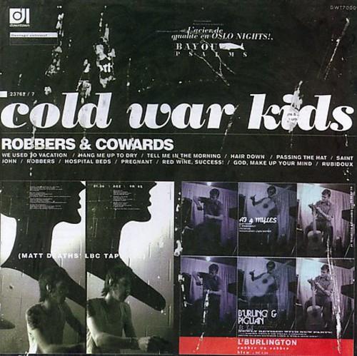 Cold War Kids - Robbers & Cowards [CD]