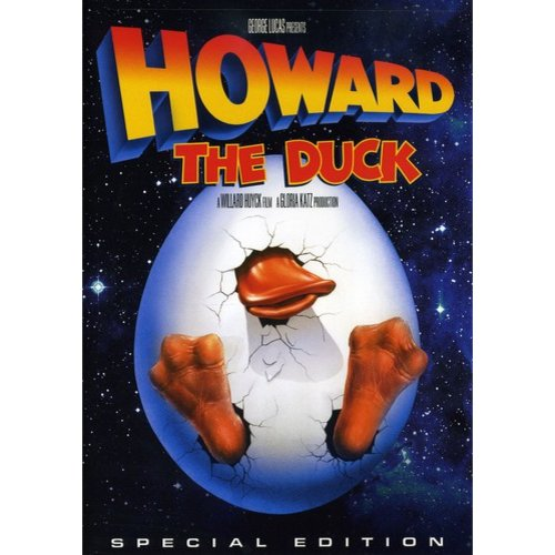 Howard The Duck (Widescreen)