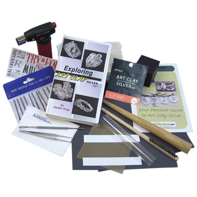 Art Clay Silver Starter Kit