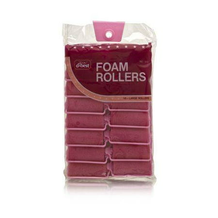 D*Best Foam Rollers Model No. 503 (16 Large
