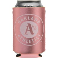 Oakland Athletics 12oz. Rose Gold Can Cooler