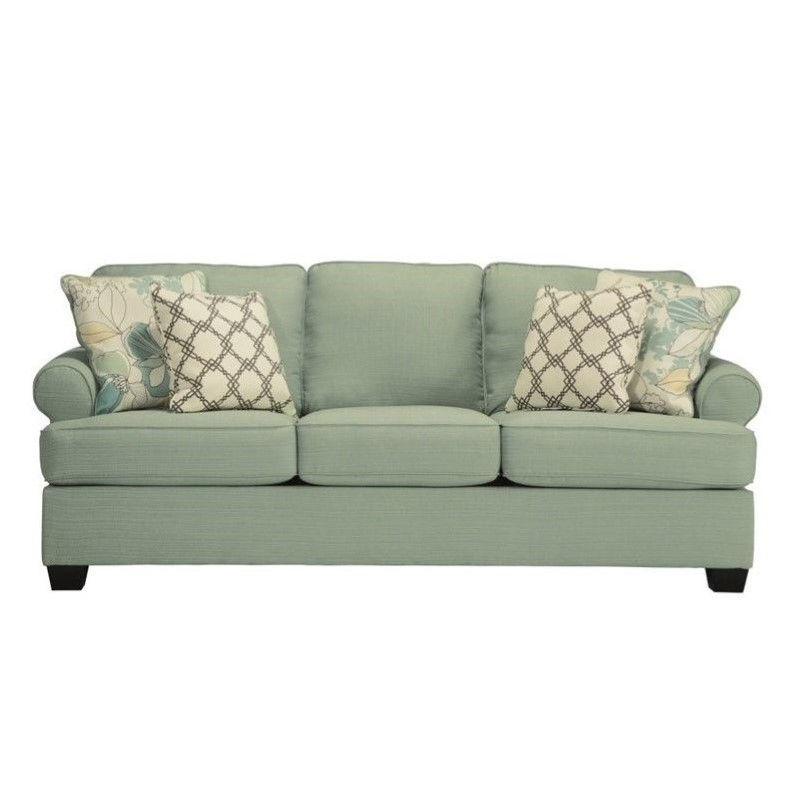 how to clean fabric sofa cushions