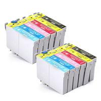 INKUTEN -  12 PACK EPSON Artisan 710 Ink Cartridges COMPATIBLE