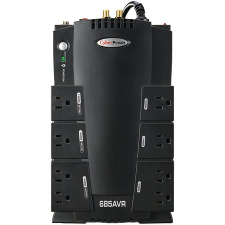 CyberPower CP685AVR AVR UPS Series (Ups Electronic)