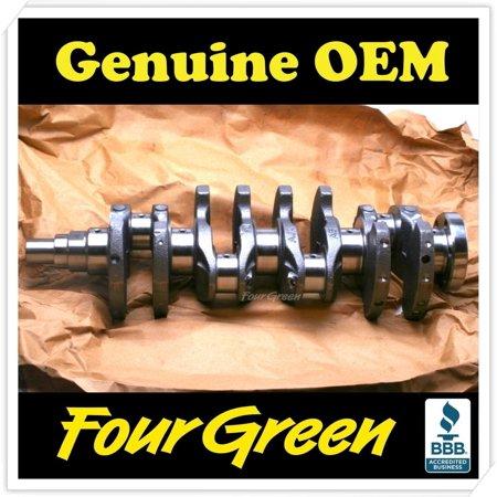 GENUINE Engine Crankshaft Fits 01-05 Kia Rio 1.5L 1.6L OEM [0K30C11300] ()