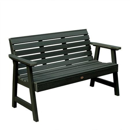 Fabulous Highwood Eco Friendly Recycled Plastic Weatherly Garden Bench 4 Creativecarmelina Interior Chair Design Creativecarmelinacom